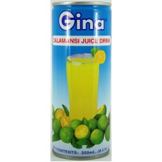 Gina Calamansi Juice 250ml
