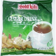 Gold Kili Ginger Drink 20x18g