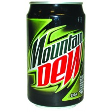 Mountain Dew 325ml
