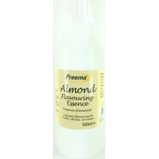 Preema Almond Flavouring Essence 500ml