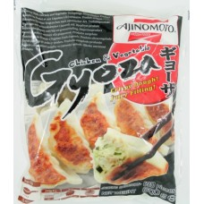 Ajinomoto Chicken and Veg Gyoza Dumpling 600g