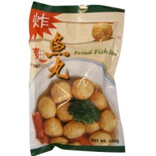First Choice Fried Fish Balls 200g