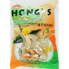 Hongs Chicken Dumplings 1kg