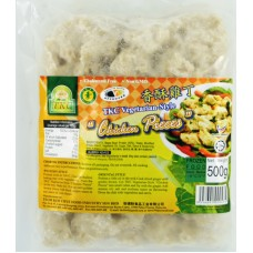 "TKC Vegetarian ""Chicken Pieces"" 500g"