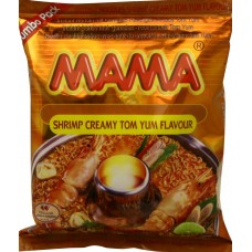 Mama Noodle Creamy Shrimp Tom Yum 55g