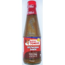 Mang Tomas All Purpose Sauce Hot Spicy 330g