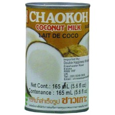 Chaokoh Coconut Milk 165ml