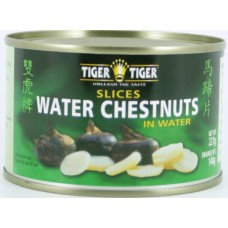 Water Chestnut Sliced 227g